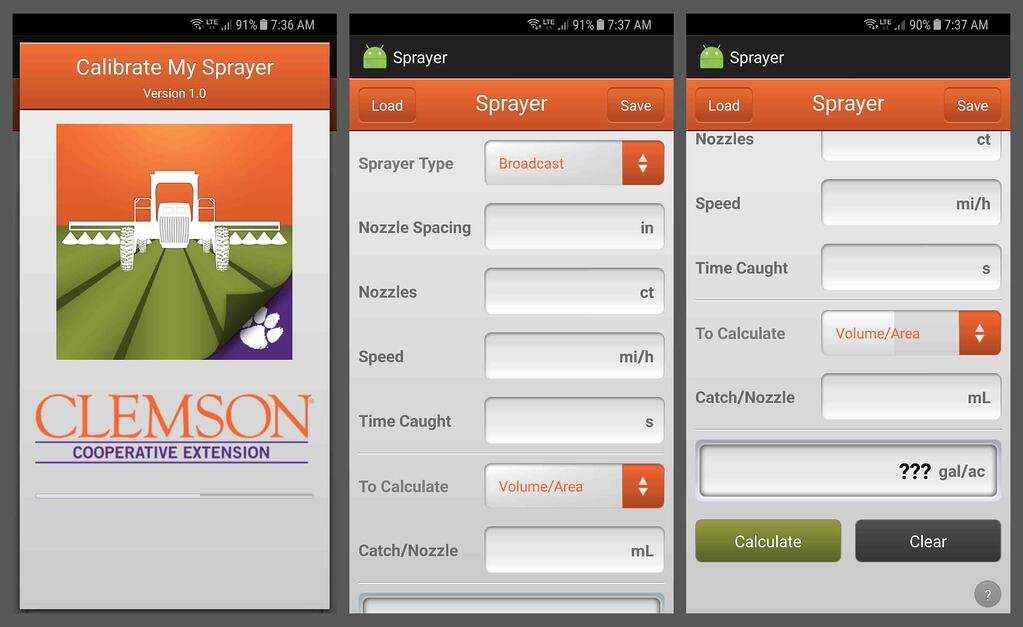 Calibrating a Sprayer: 4 of The Best Apps, Calculators and