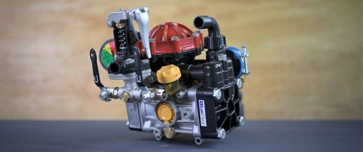 Diaphragm Pump by AR