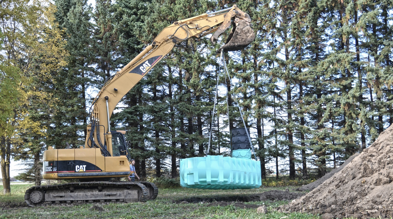 Quick Guide: How To Install An Underground Water Storage Tank