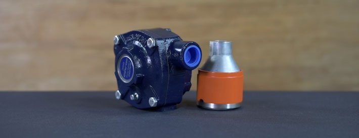 PTO Pump Roller by Delevan
