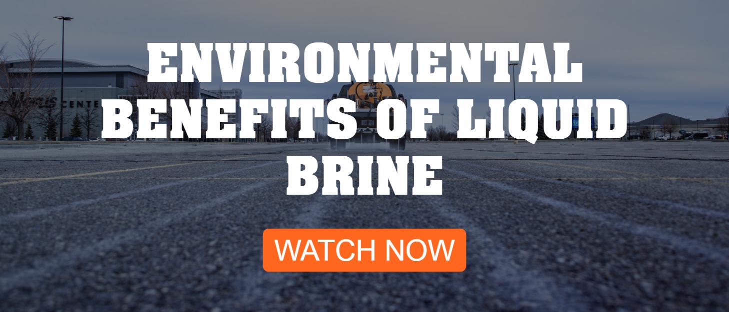 environmental benefits of liquid brine - CTA
