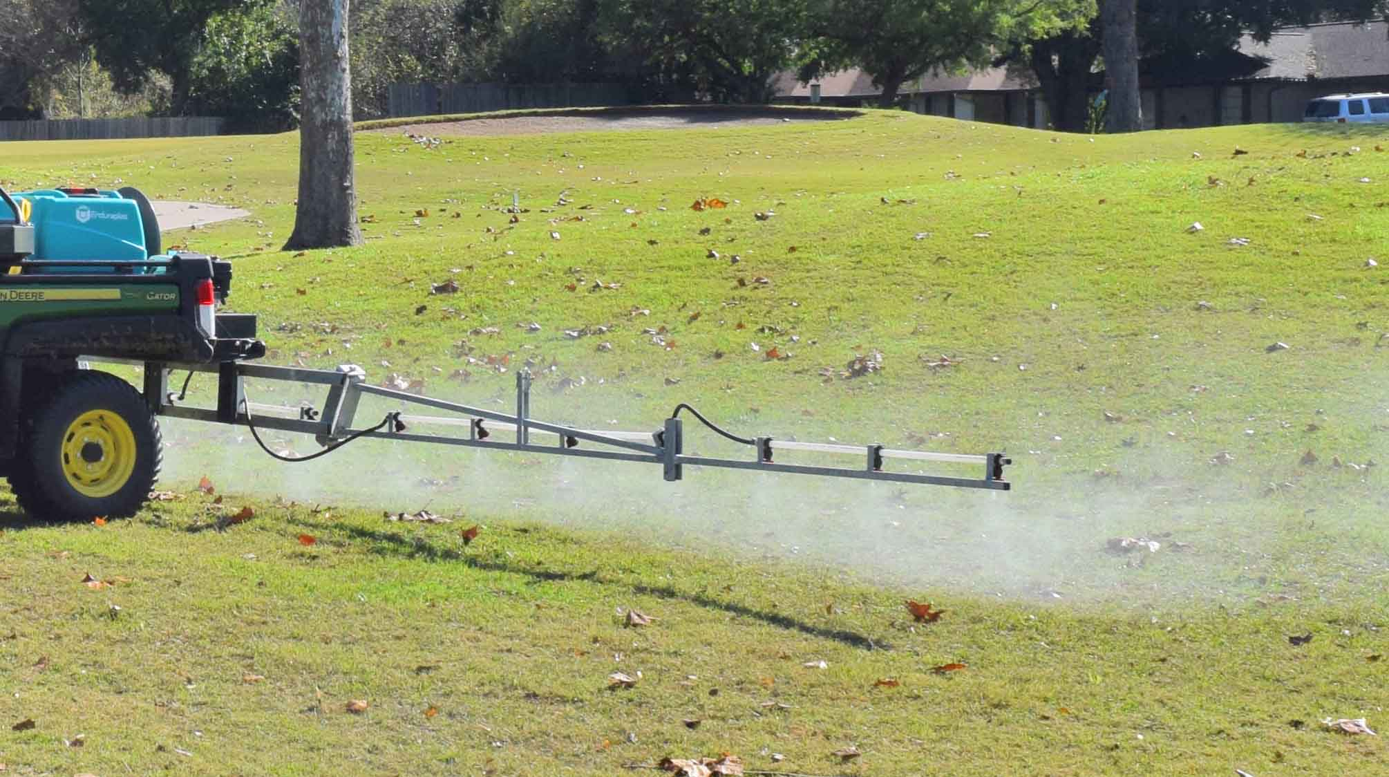 8 Effective Ways to Reduce Spray Drift While Boom Spraying