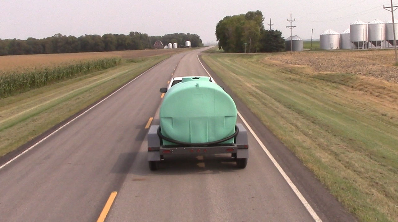 How to tell if your Nurse Tank Trailer is DOT Approved
