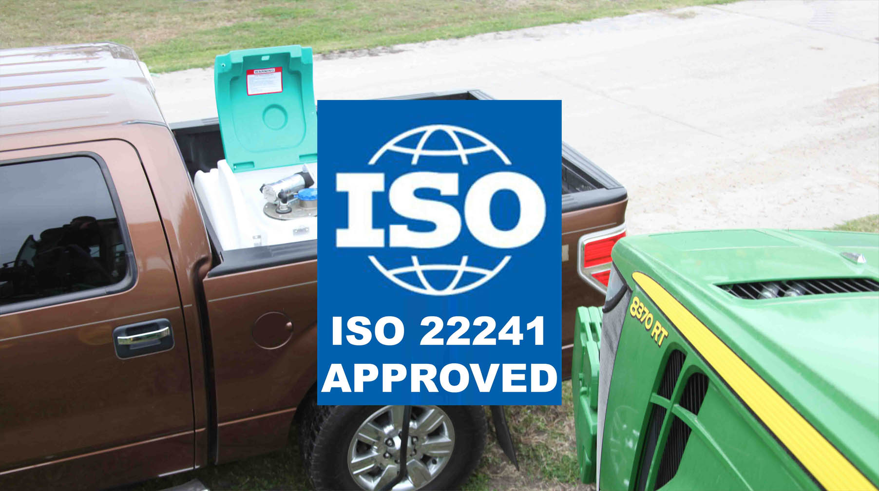 Is Your DEF Fluid Dispenser ISO 22241 Compliant?