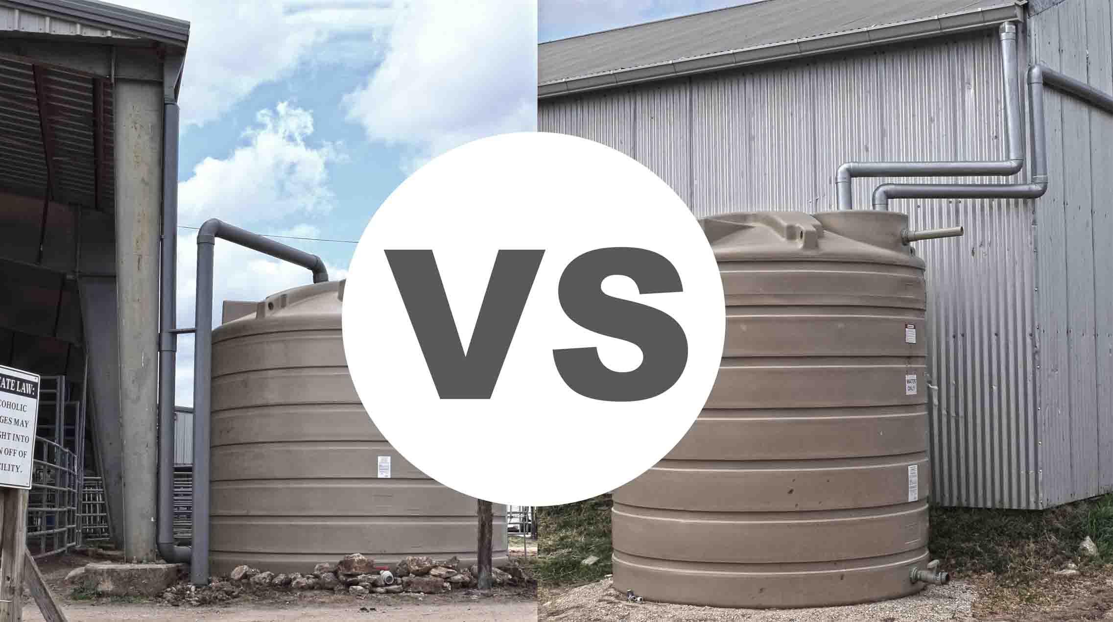 3 Ways To Eliminate Algae Growth In Water Tanks